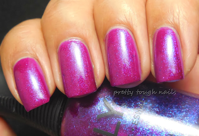 Orly Purple Poodle