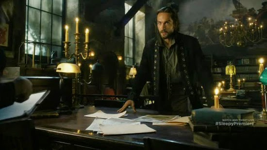 Review: SLEEPY HOLLOW