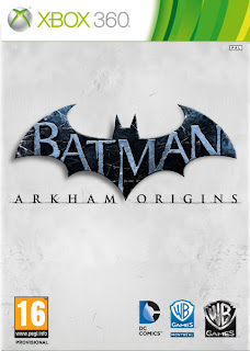 Torrent Super Compactado Batman: Arkham Origins XBOX 360