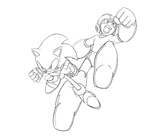 megaman zero coloring page mega man coloring page is free hight resolution printable coloring - Mega Man Printable Coloring Pages