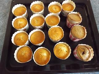 muffins tout chaud