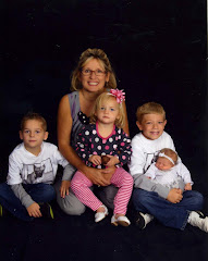 Debe's and her Grandkids