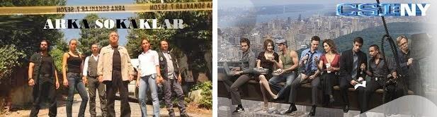 Arka Sokaklar & CSI