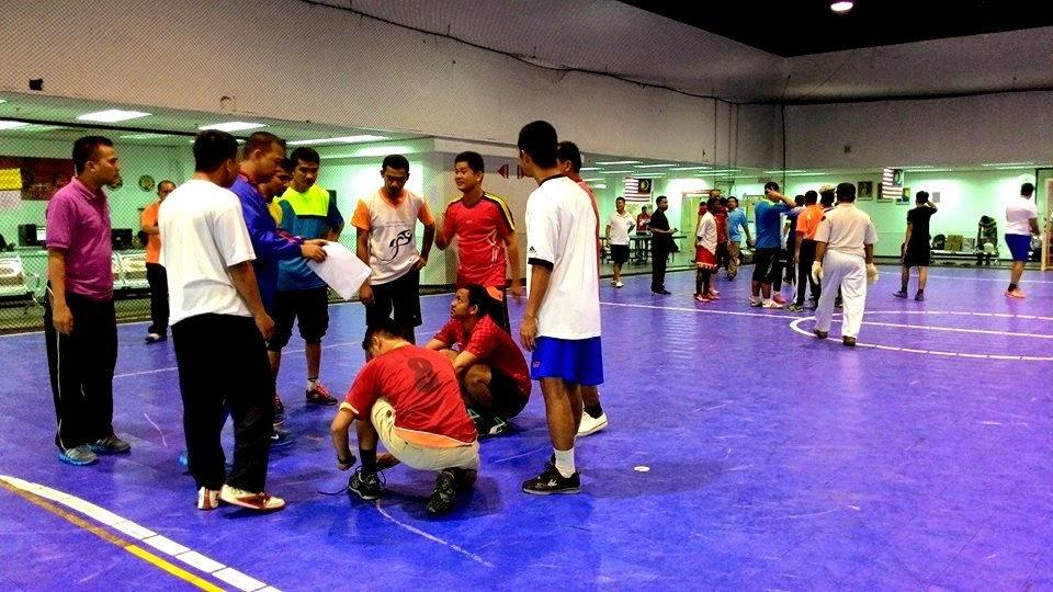 Futsal Parol WPKL Bersama JBSN WPKL, KBS