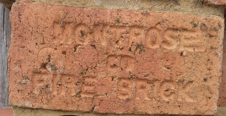 Fire Brick Foundry : Victorian heritage bricks brick makers and works