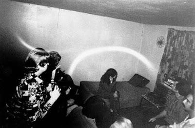 A Entidade, o filme, paranormais, Doris, assombrações