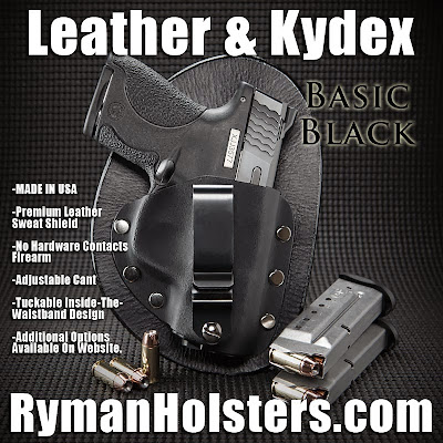 Concealed Carry Holster, IWB Holster, Ryman Holsters, Crossbreed, N82, Stealth gear, Alien Gear, Desantis, Galco, comptac, comp-tac