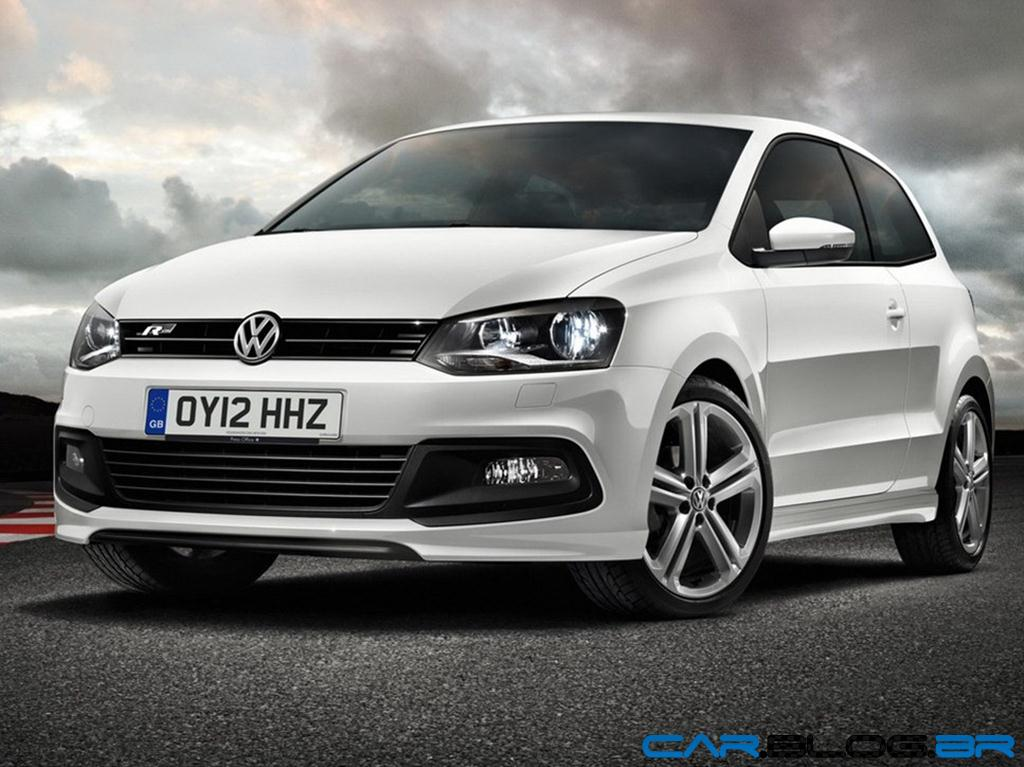 vw polo r line 2013 tem motor 1 2 tsi e pre o de r na inglaterra car blog br. Black Bedroom Furniture Sets. Home Design Ideas