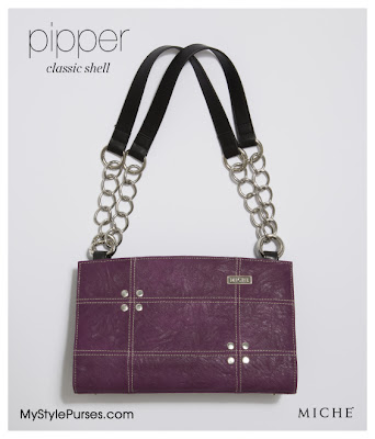 Miche Pipper Classic Shell from MyStylePurses.blogspot.com