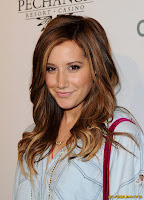 Ashley Tisdale - LA Lakers vs Denver Nuggets at Staples Center