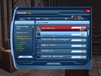 DC Universe Online - PVP Equipment