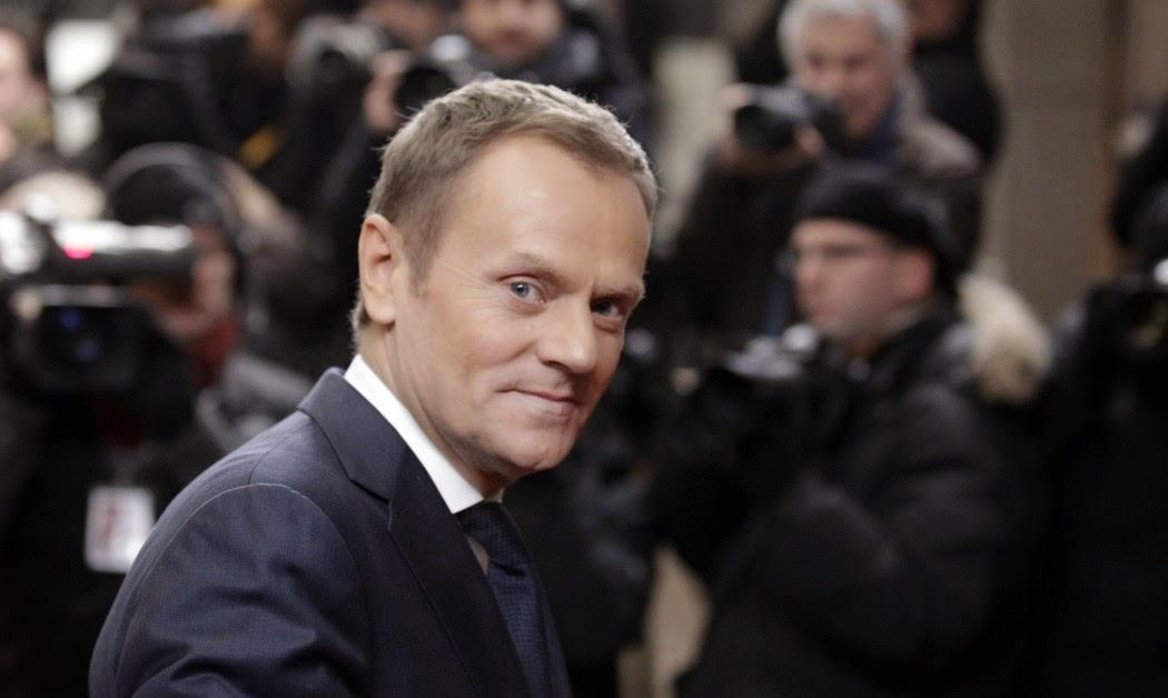 O Πρωθυπουργός της Πολωνίας, Ντόναλντ Τουσκ, νέος Πρόεδρος του Ευρωπαϊκού Συμβουλίου!