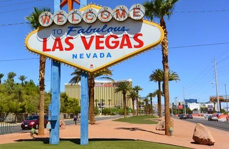 letrero, Las Vegas, Nevada
