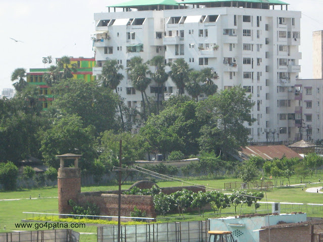 View of Buddha Smriti Park