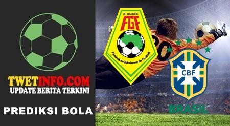 Prediksi Guinea U17 vs Brazil U17
