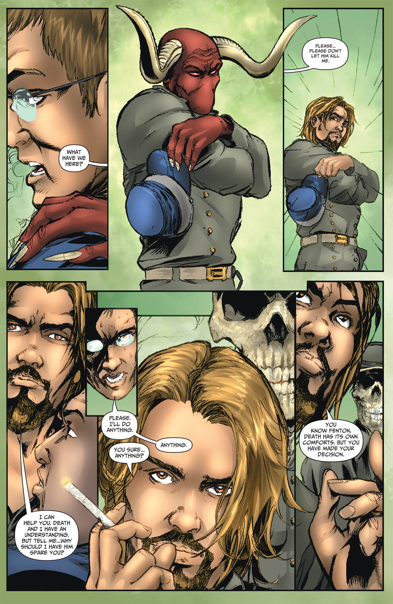 Grimm Fairy Tales (2005) Issue #44 #47 - English 11