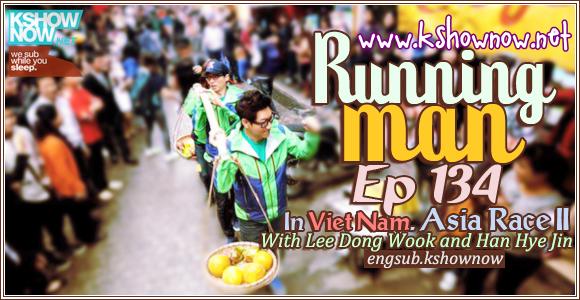 Running Man Ep.134 (vietnam)