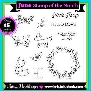 June 2017 Stamp of the Month