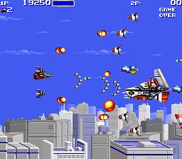 Air Buster arcade videojuego portable descargar gratis