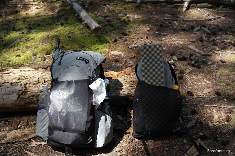 Ultralight backpacking with kids