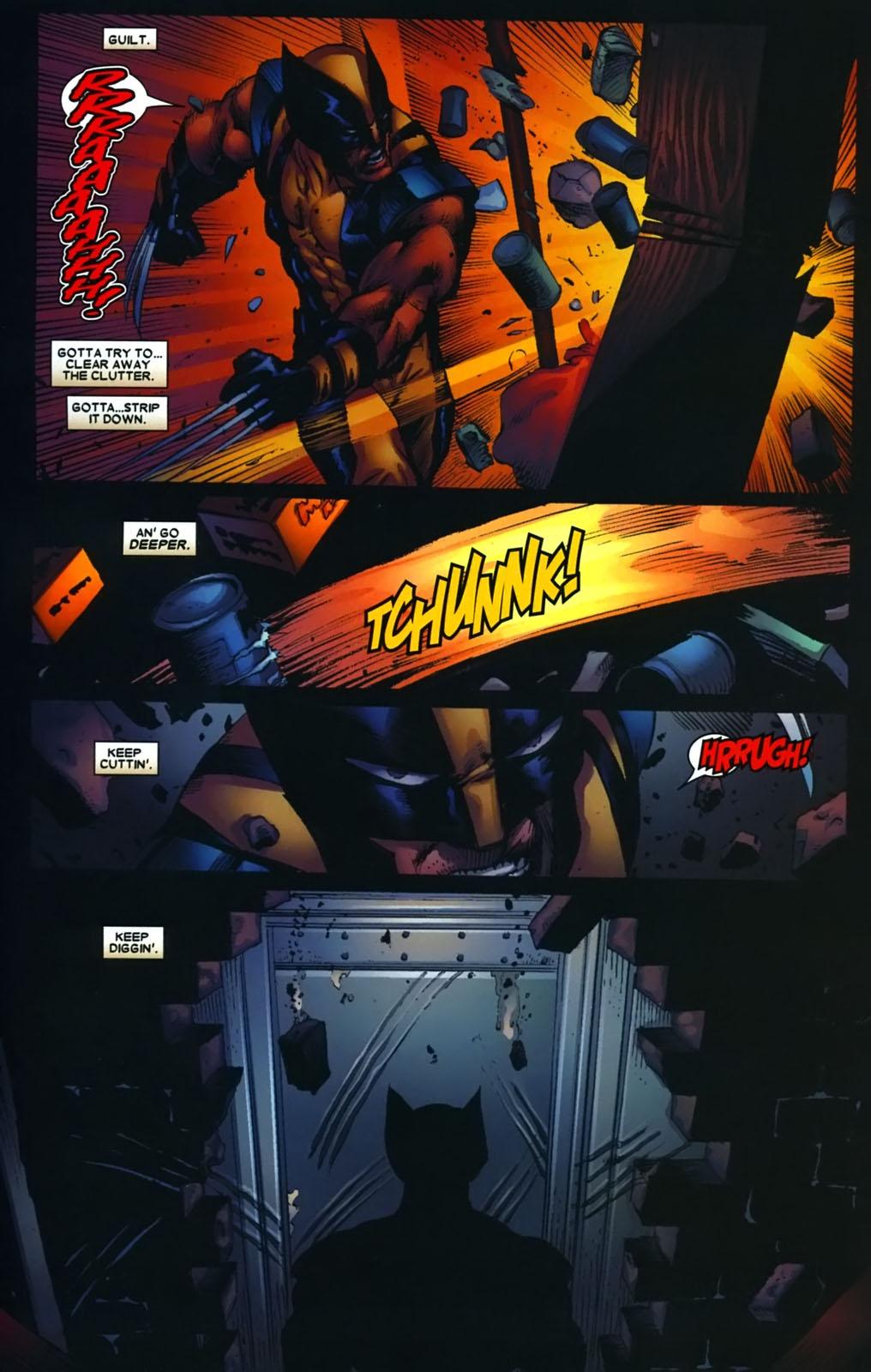 Read online Wolverine (2003) comic -  Issue #38 - 7