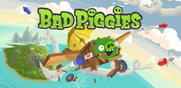 Bad Piggies HD para Android [Apk][Full][Gratis]