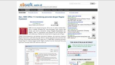 Kamus Besar Bahasa Indonesi (KBBI) Offline, Dictionary