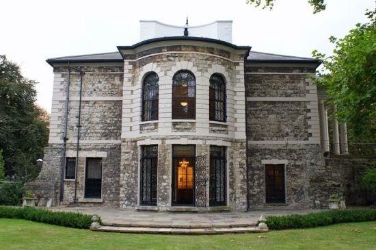 Fachadas de piedra fachadas de casas con detalles de piedras - Piedras para fachadas de casas ...