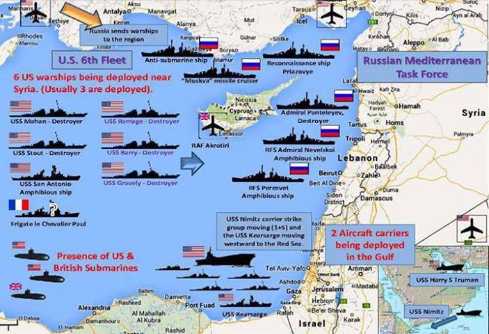 Cronologia Della Terza Guerra Mondiale
