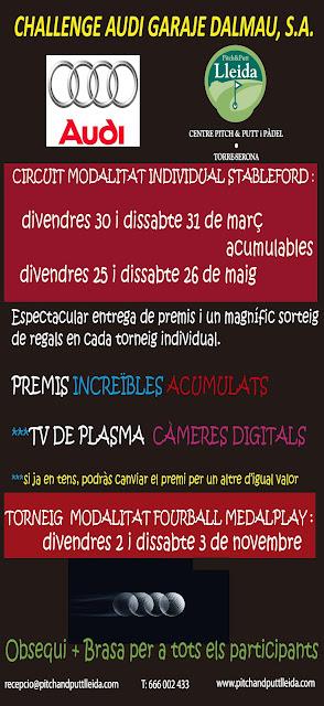 Torneig Garatge Dalmau P&P Lleida
