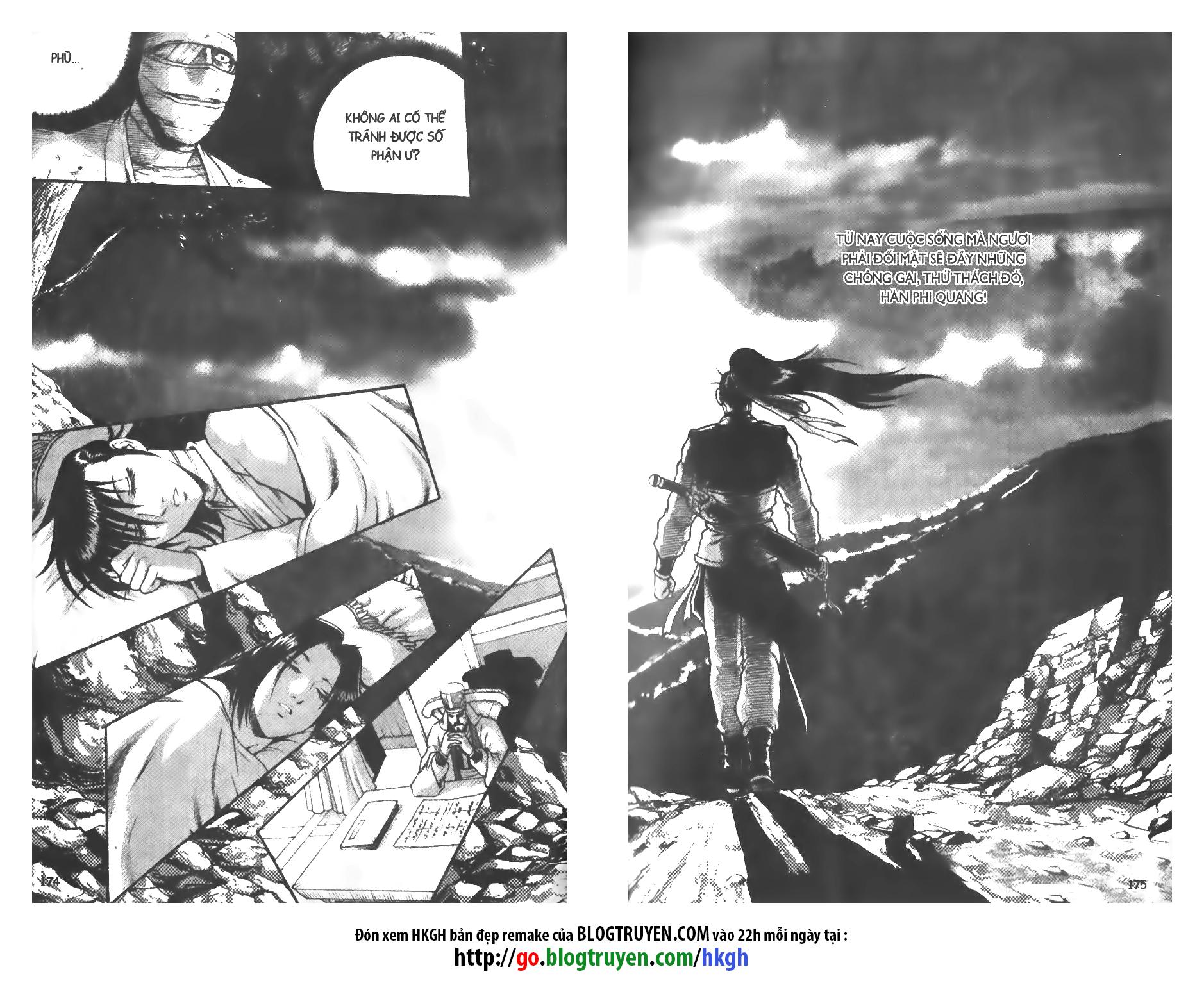 Hiệp Khách Giang Hồ chap 331 page 21 - IZTruyenTranh.com
