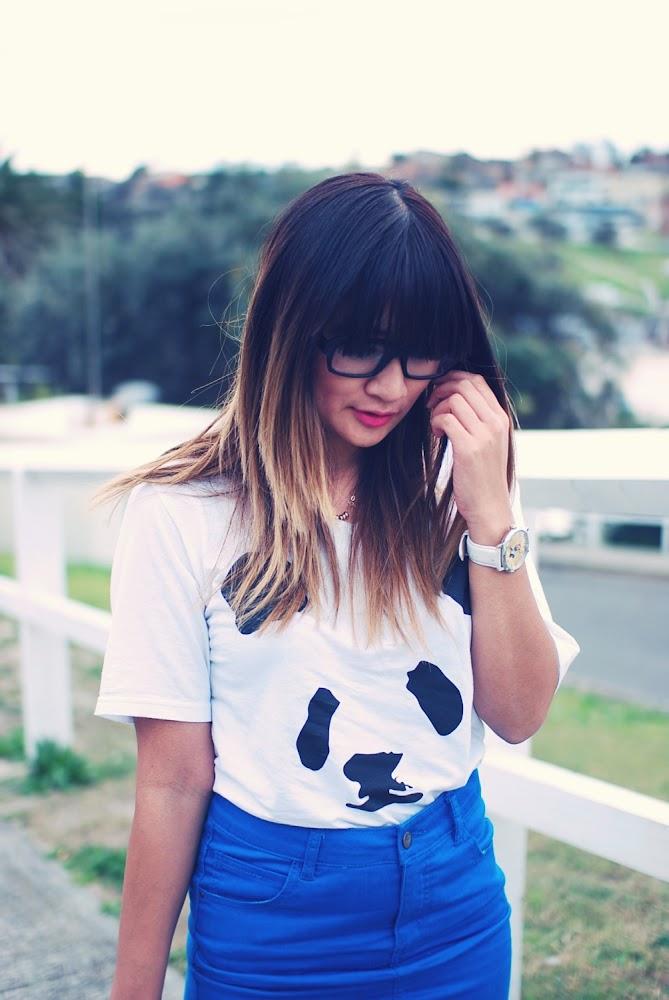 Storets Panda Tee Asos Denim Jacket Topshop Firmoo