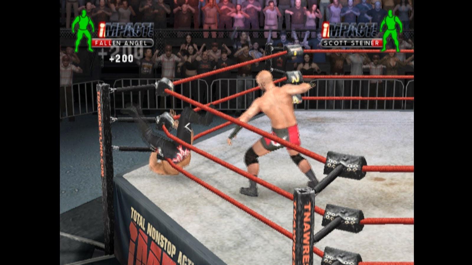 corona jumper tna impact playstation 2 2008