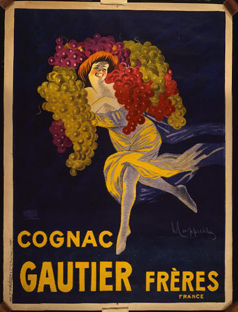 Vintage advertising poster reproductions