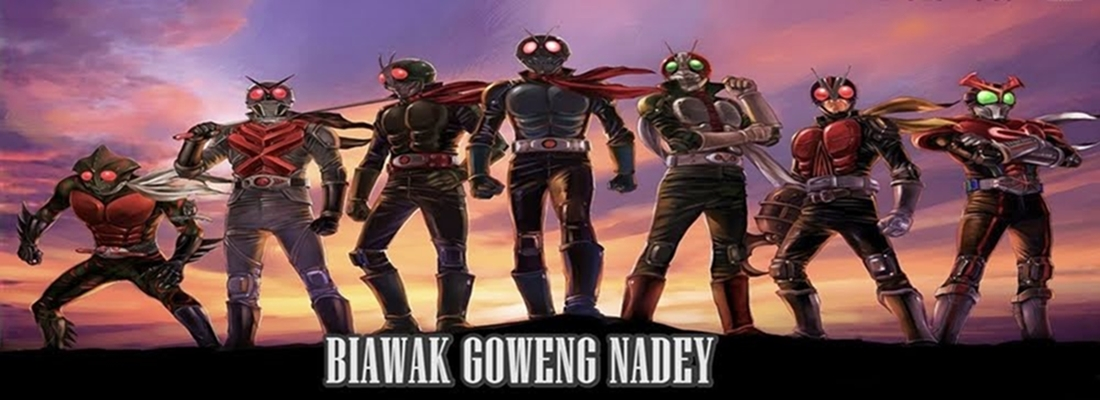 BIAWAK GOWENG NADEY