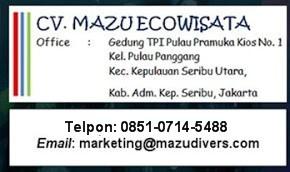 Informasi Scuba Diving Course Jakarta