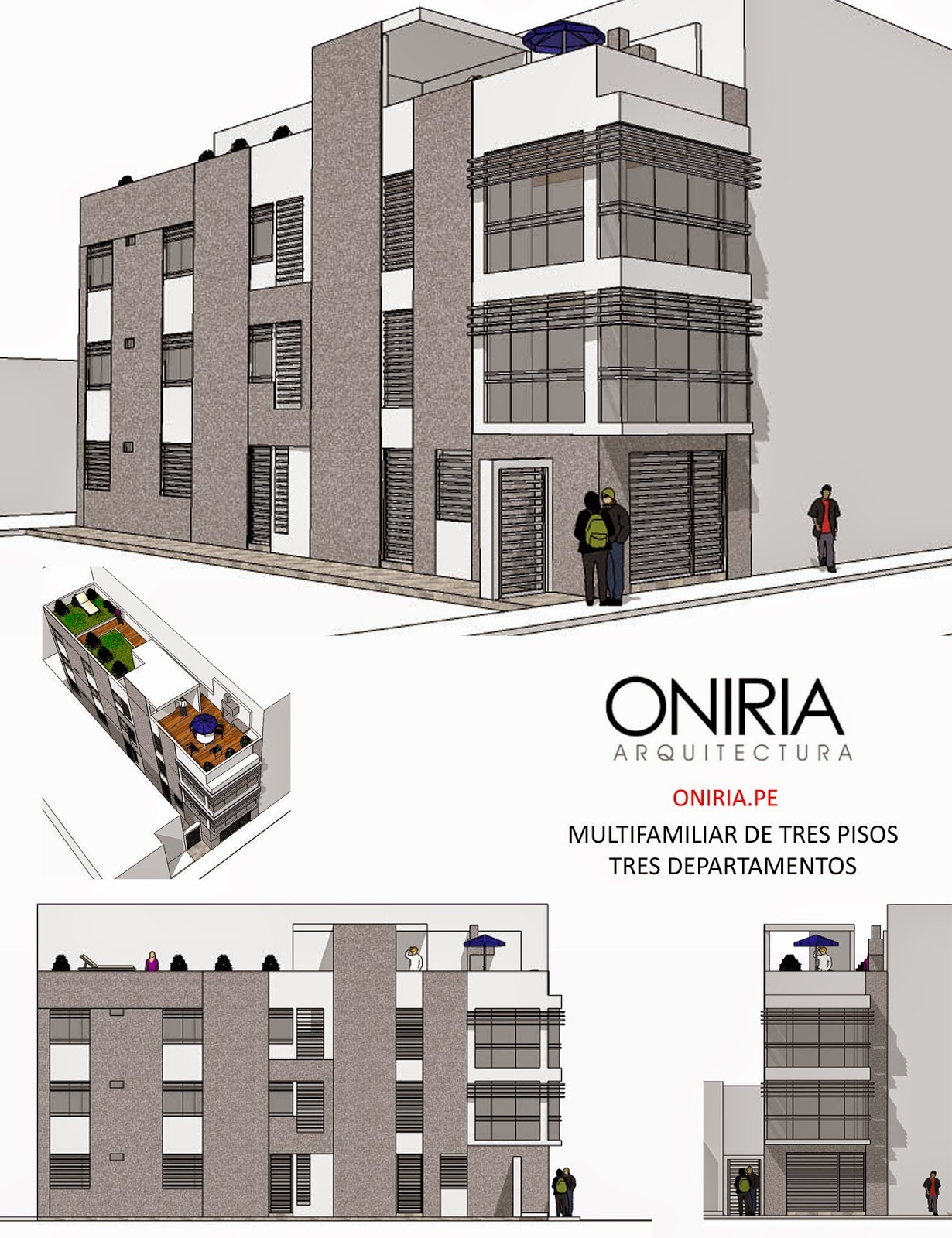 Cristian campos dise o de viviendas multifamiliares for Diseno vivienda
