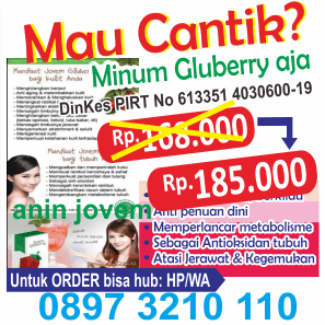 Admin Jovem Gluberry Herbal