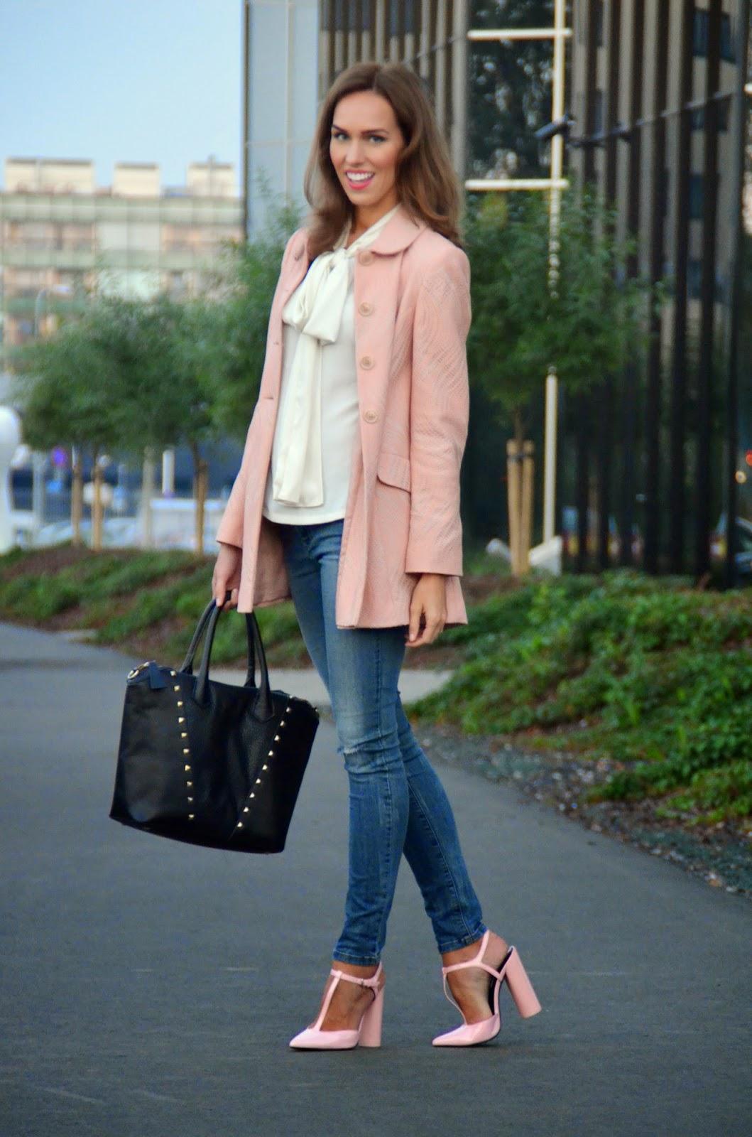 primark-pink-coat-zara-pink-patent-heels