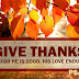 12 Biblical Reasons to Give Thanks
