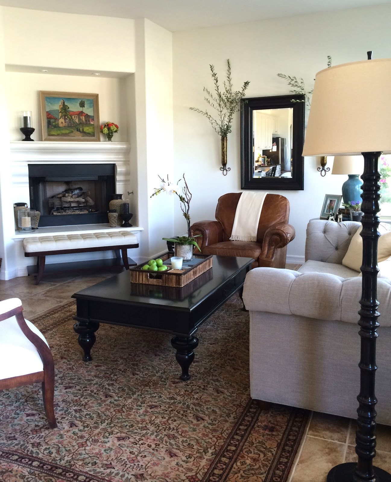 A Dog or Kid Friendly Family Room Classic Casual Home