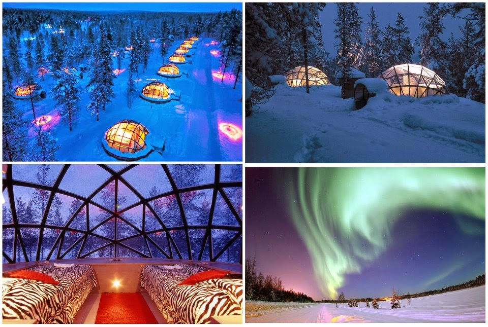 kolayyolculuk-kakslanttanen-arctic-resort-finlandiya