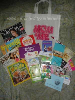 Our Mom and Me Loots (October 5 Event)