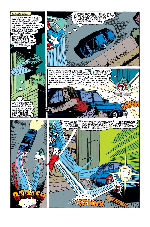 Captain America (1968) Issue #374 #307 - English 15