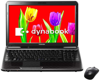 best Toshiba Dynabook T451/58E 2012