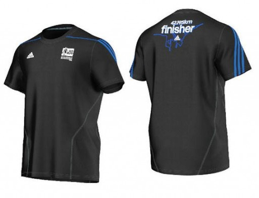 Finisher t-shirt (Male)