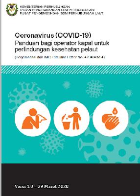 Coronavirus (COVID-19) Panduan bagi operator kapal untuk perlindungan kesehatan pelaut