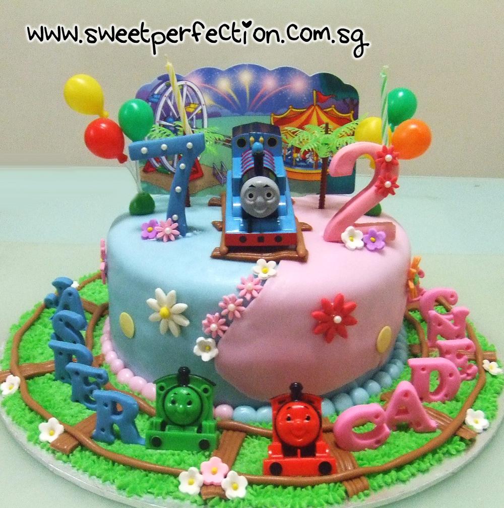 Sweet Perfection Cakes Gallery Code Thomas14 Thomas The Train