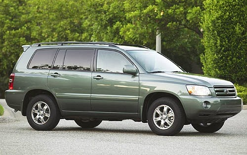 2006 toyota highlander owners manual owners manual pdf the toyota highlander is meant for people who like the image and versatility of an suv but prioritize the ride handling and comfort of a sedan freerunsca Choice Image