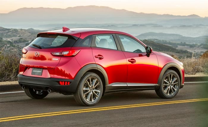 2016 Mazda CX-3 Release Date Canada